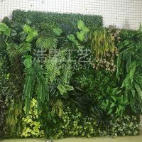 广东的仿真植物厂家?东莞浩晟假植物工厂 塑料绿色植物