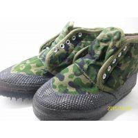 棉解放鞋批发冬季棉劳保胶鞋大包胶棉鞋