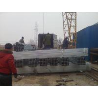 方管10*10*6000MM等规格 Q195镀锌方管厂家销售