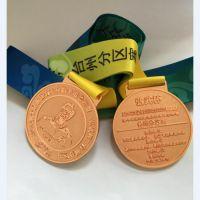 石家庄制作金属奖牌工厂承德专业体育奖牌订做