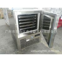 冰友牌厂家直销5盘海参速冻柜水饺海鲜食品速冻机厨具急速冷冻柜