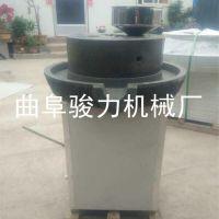 天然电动石磨豆浆机 家用肠粉米浆机 小磨香油石磨机 骏力加工定做