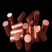 厂家直销红铜棒T2紫铜圆棒易车削实心铜棒