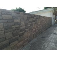 外墙聚氨酯文化石-人造蘑菇石厂家外墙使用文化石价格