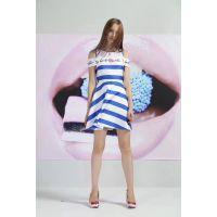 广州服装尾货批发市场YDG&U女装18夏品牌女装折扣批发
