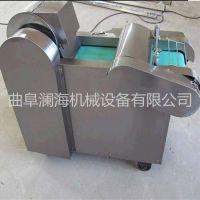 食品机械切菜机 小型卧式蔬菜切段机 澜海机械