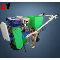 单行施肥机价格 多功能施肥机 汽油播种施肥机