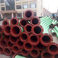 胶管厂家直供大口径法兰胶管 法兰钢丝管 法兰黑胶管