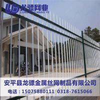 建筑工地围墙护栏 石家庄别墅铁艺栏杆 北京新社区建设围墙护栏