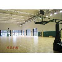 枫木体育木地板专业厂家 供应优质篮球馆木地板 包安装