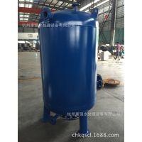 厂家直供 自流式砂滤器 降低浊度小型污水处理设备专用