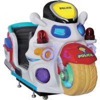 警备摩托2代 儿童乐园室内游乐设备 公园商场游乐设备 广东中山厂家 大成动漫科技