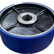 湖南聚氨酯包胶生产厂家选择无锡久耐