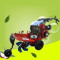 汽油旋耕除草机 富兴家用耕地翻土机 香蕉苹果施肥锄草机多少钱一台
