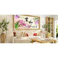 北京盛腾艺彩钻石画带来好的家居时尚装饰