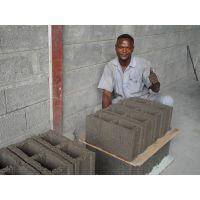 任县马路花砖机厂家透水砖机华源水泥砌块机生产广场砖美观
