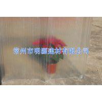 玻璃瓦透明瓦透明彩钢瓦透明采光瓦PC瓦阳光瓦