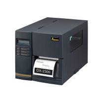 河南郑州授权总代理立象DX-2300带网口高速工业条码打印机