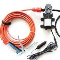 莱芜电动洗车器自助高压 12v洗车泵信誉保证