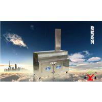 东莞蓝鹰的厨房油烟净化设备有哪些优点