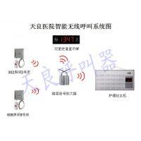 天良医院智能医护医疗数字化病房无线呼叫系统床头呼叫系统