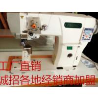 工业缝纫机591直驱一体全自动电脑罗拉车高头车自动剪线鞋机直销
