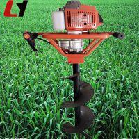 林业机械-水泥杆挖坑机型号厂家 拖拉机带挖坑机