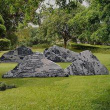 石雕自然风景石假山石雪浪石切片组合泰山石园林刻字景观石曲阳万洋雕刻定做