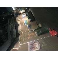 大连华润二十四城党员中心互动滑轨屏安装完成