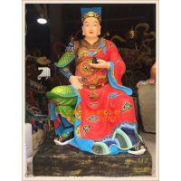 温州正圆雕塑厂家,树脂王灵官神像,五显大帝厂家,玻璃钢神像生产厂家