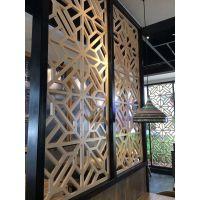 景观修复提升改造工程装饰铝合金花格 浙江温州西字格铝花窗