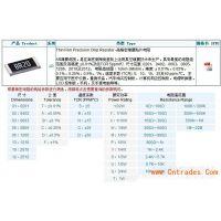 AR05BTC3002贴片精密电阻