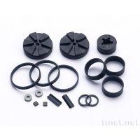 麦格特生产供应粘结钕铁硼磁环