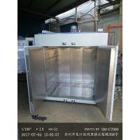HB-QC-9608汽车内饰件用工业烘箱