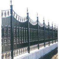 供西宁铁艺庭院围栏和青海铁艺围栏厂家