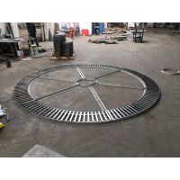 耀恒 供应不锈钢弧形线性排水沟格栅盖板