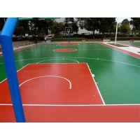 禄丰县硅PU篮球场球场施工-安澜体育