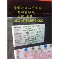 供应丰田原装2.5吨站驾前移式电瓶叉车7FBR25 实地看车