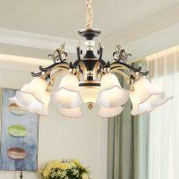 上海灯具 精美个性时沿大气款 百搭型水晶吊灯