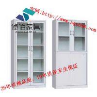 倬佰钢制文件柜不同柜门优缺点 四川钢制文件柜 样式齐全