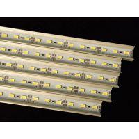 凯迪拉 铝槽灌胶防水led硬灯条2835 72灯 高亮 12v 厂家直销