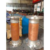 黄铜氧气阻火器 黄铜法兰氧气阻火器 法兰氧气阻火器