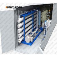 集装箱式海水淡化设备 海水处理淡化系统 海水脱盐装置