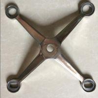 金聚进 厂家定制加工250型不锈钢幕墙配件 点支式驳接爪