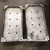 昆山金聚进方形不锈钢井盖定做厂家报价
