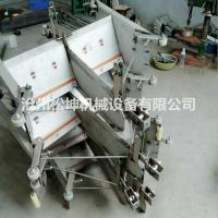 私人定制自动刮粪机安装 设计不卡粪槽清粪机 猪场自动化清粪设备