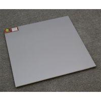 浅灰色服装店防滑砖仿古砖600X600 4S店连锁店亚光砖纯灰60cm