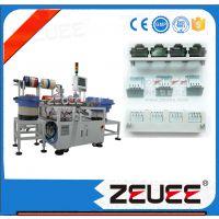 ZEUEE连接器自动生产线 RJ45自动组装机 非标自动化设备 RJ连接器无人化生产连接器自动组装机