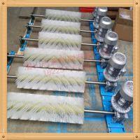 电工厂输送设备配件毛刷 毛刷辊 清扫器毛刷 煤矿皮带清理毛刷