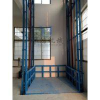 优质的福建泉州用导轨电动升降机,仓库货梯升降机各种规格定制